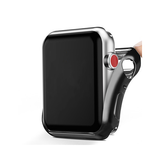 Apple Watch 38mm | Apple Watch (38MM) - DeLX™ Master Plating Cover - Sort - DELUXECOVERS.DK