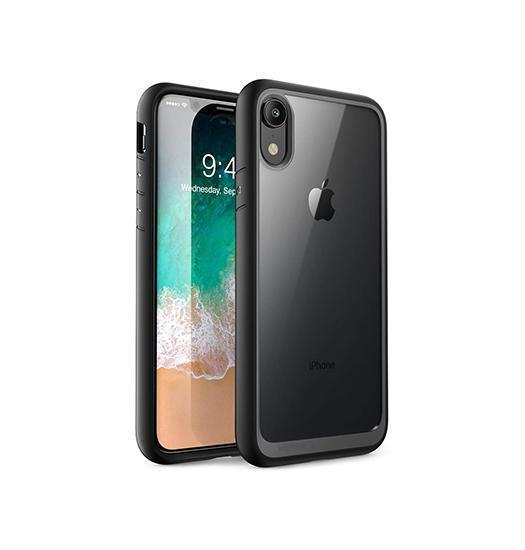 iPhone XR - Deluxe NovaShield Smart Cover - Sort - DELUXECOVERS.DK