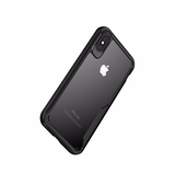iPhone XS Max | iPhone XS Max - ImpactShield Hybrid Håndværker Cover - Sort - DELUXECOVERS.DK