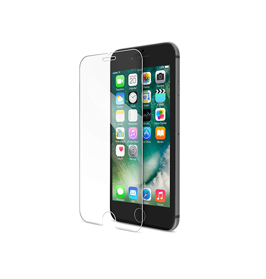 Panserglas | iPhone 6/6s Plus - Bull® Anti-scratch Skærmbeskyttelse (Gorilla Glass) - DELUXECOVERS.DK