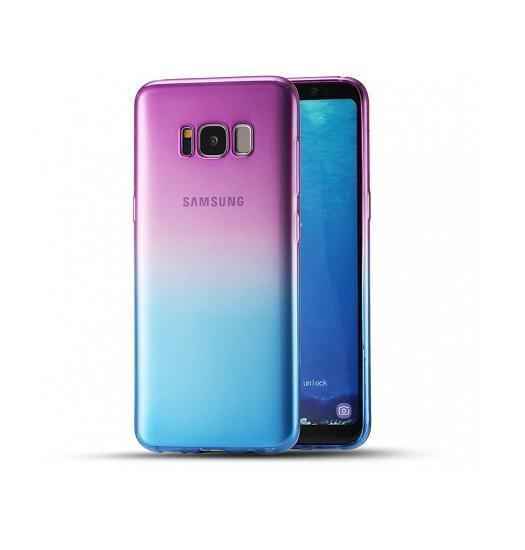 Samsung Galaxy S8 | Samsung Galaxy S8 - Valkyrie Gradient Silikone Cover - DELUXECOVERS.DK