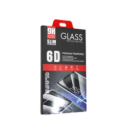 PanserGalaxy | Samsung Galaxy S9 - Royal Curved 3D Premium Panserglas - Sort - DELUXECOVERS.DK
