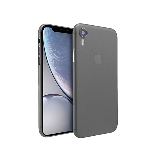 iPhone XR | iPhone XR - Valkyrie Original Ultra Tyndt Cover v3.0 - Sort - DELUXECOVERS.DK