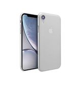 iPhone XR | iPhone XR - Valkyrie Original Ultra Tyndt Cover v3.0 - Hvid - DELUXECOVERS.DK