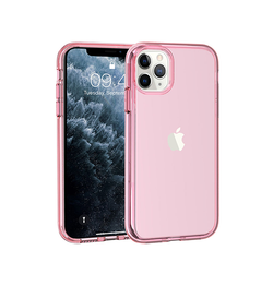 iPhone 12 Pro | iPhone 12 Pro - Ballet™ Silikone Cover - Pink - DELUXECOVERS.DK