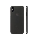 iPhone XS Max | iPhone XS Max - Valkyrie Original Ultra-Tynd Cover - Sort - DELUXECOVERS.DK