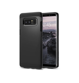 Samsung Note 8 | Galaxy Note 8 - REALIKE Håndværker Cover - Sort - DELUXECOVERS.DK