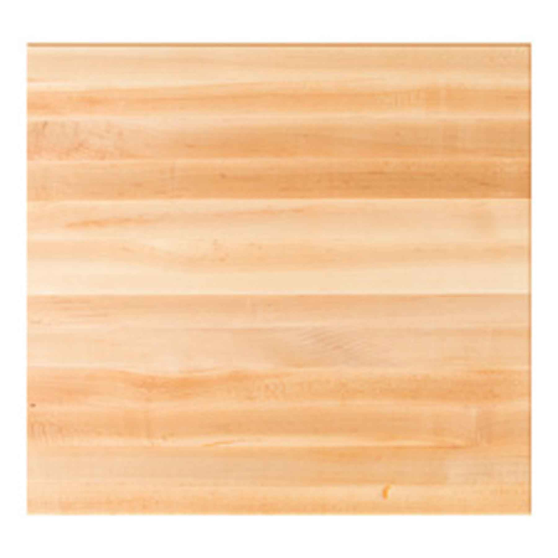 John Boos Square RTM Maple Butcher Block Top