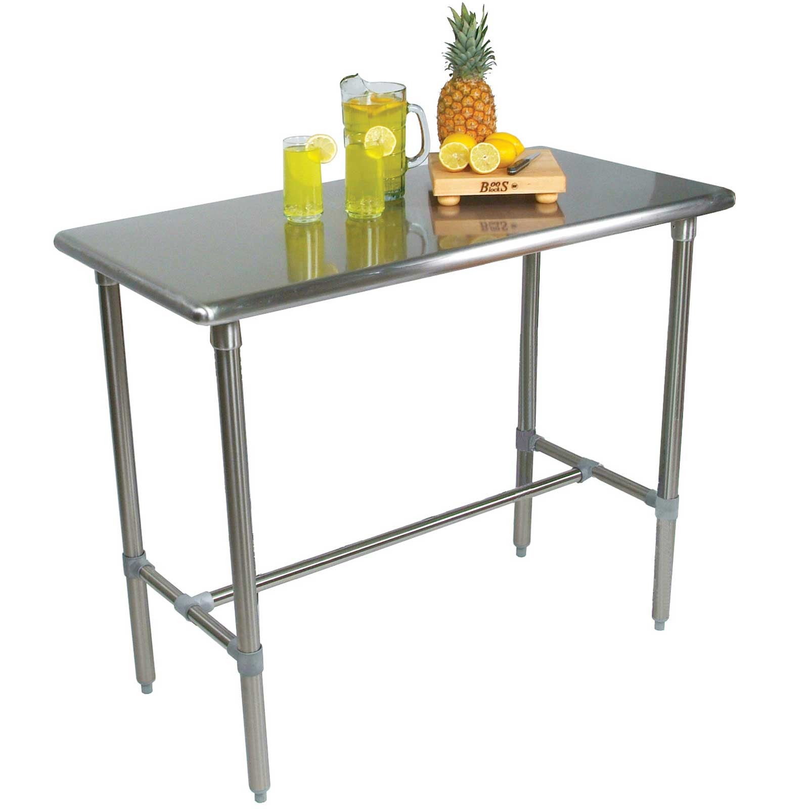 John Boos BBSS Stainless Steel Cucina Classico