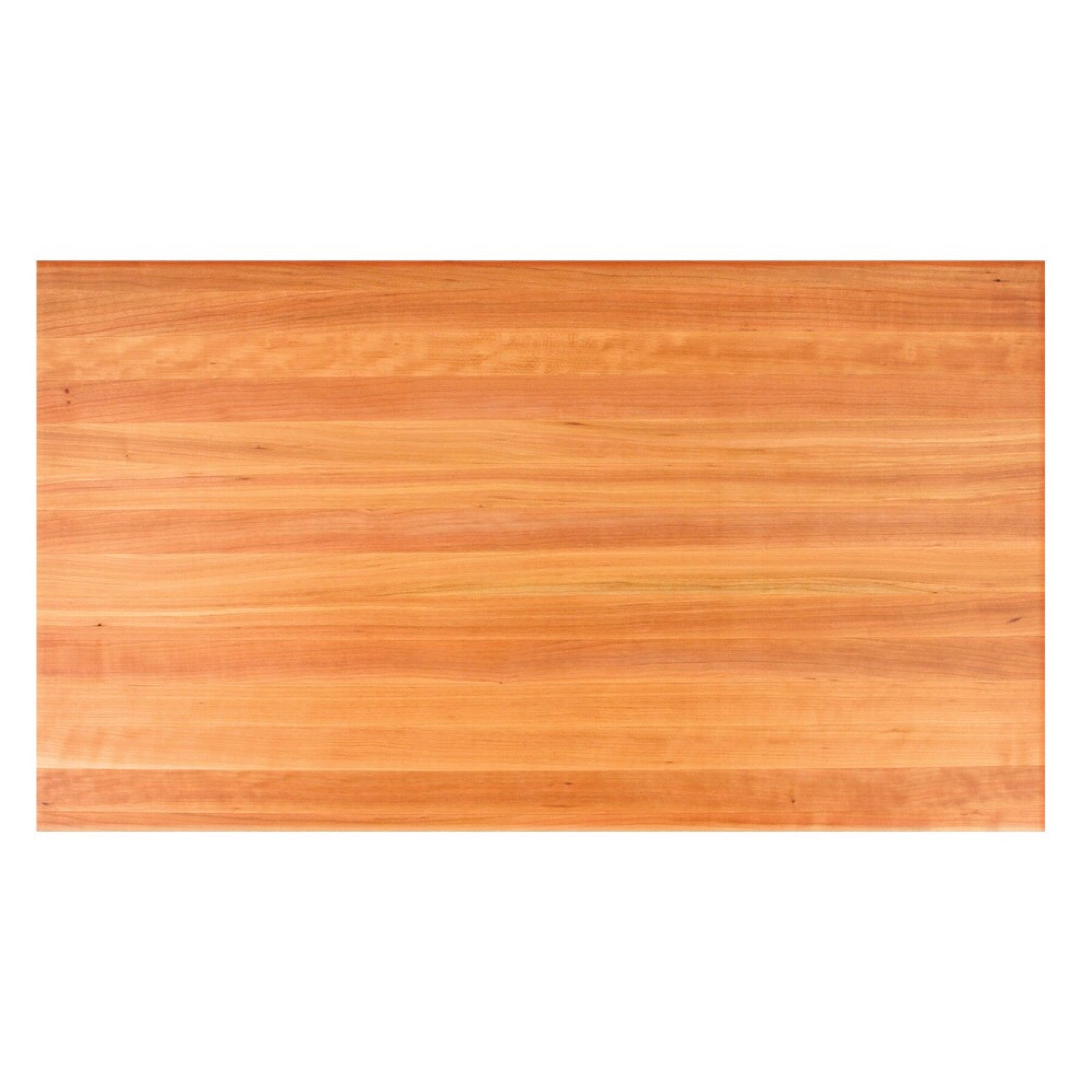 John Boos Rectangular RTC Cherry Butcher Block Table Top
