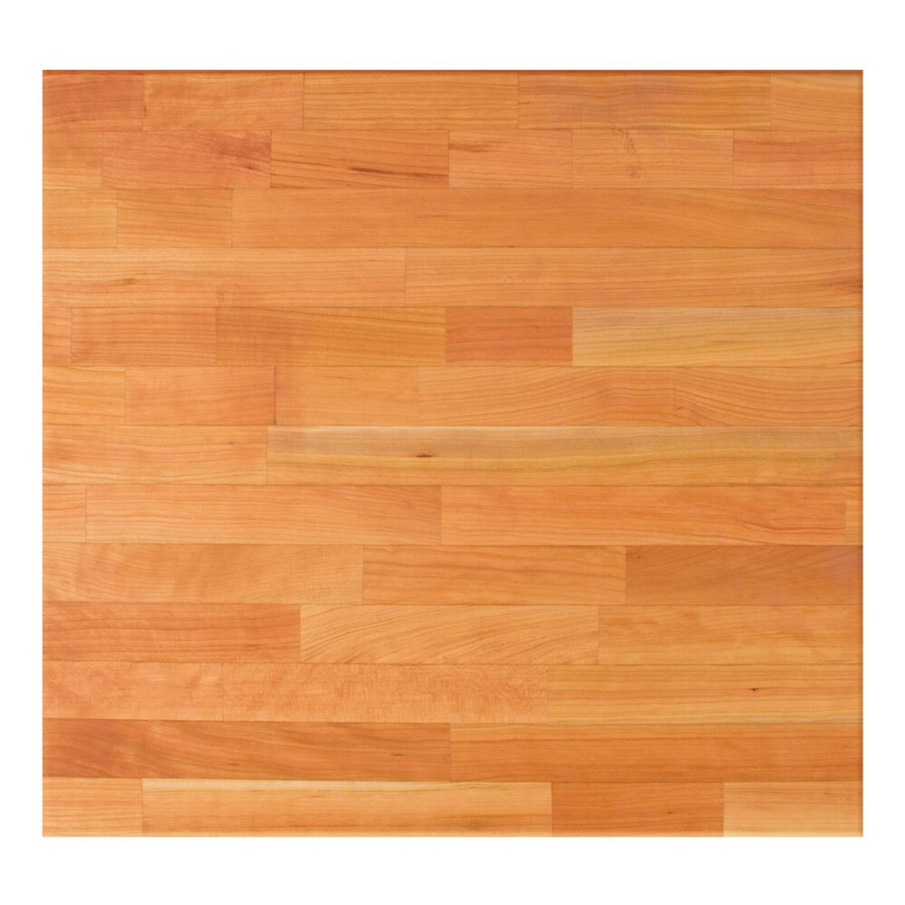 John Boos Square RTC Blended Cherry Butcher Block Table Top