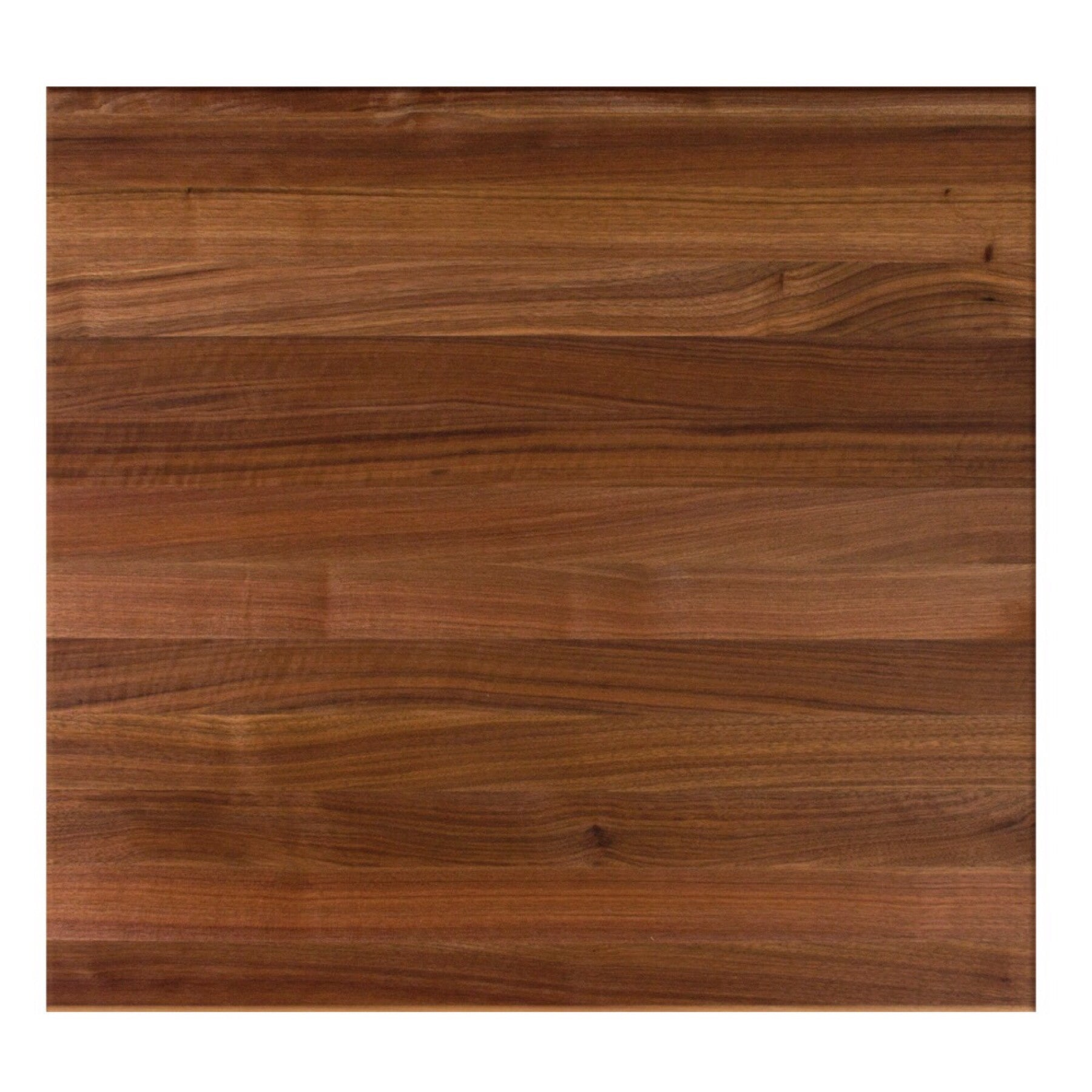 John Boos Square RTM Walnut Butcher Block Top