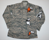 AIR FORCE PATCHED JACKET