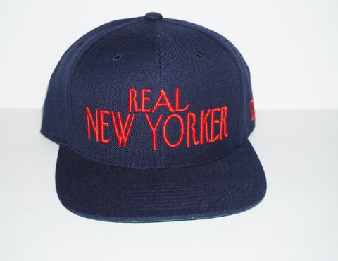 REAL NEW YORKER SNAP BACK