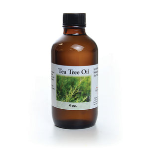 Tea Tree Essential Oil- 4 oz - S&E Retail Expo
