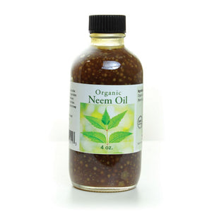 Organic Neem Oil- 4 oz - S&E Retail Expo