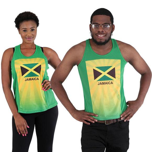 Jamaica Tank Top