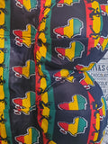 African Rasta Tube Top - S&E Retail Expo