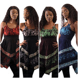 Batik Halter Top (8 Colors) - S&E Retail Expo