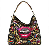 "Nicole Lee USA ""Wild Lips Exotic"" Hobo Bag - S&E Retail Expo"