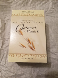 Oatmeal Soap - S&E Retail Expo