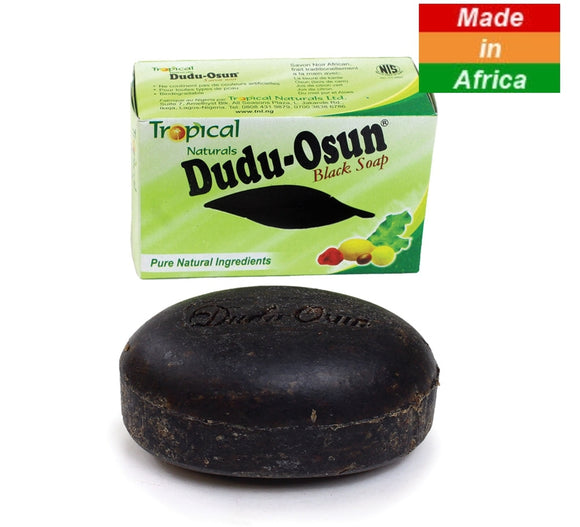 Dudu-Osun Natural African Black Soap - S&E Retail Expo