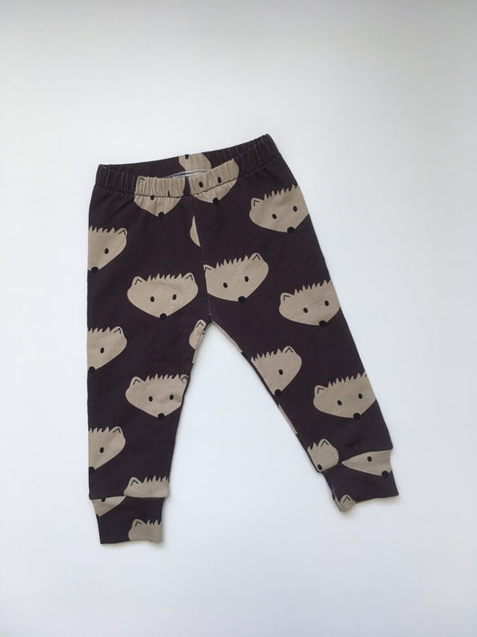 HEDGEHOG French Terry pants, unisex