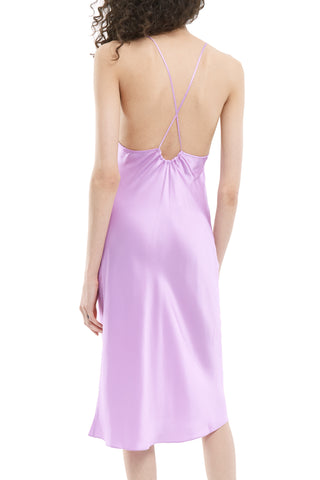 Low Back Slip Dress