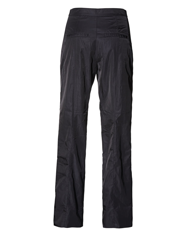 Straight Leg Rainwear Pants