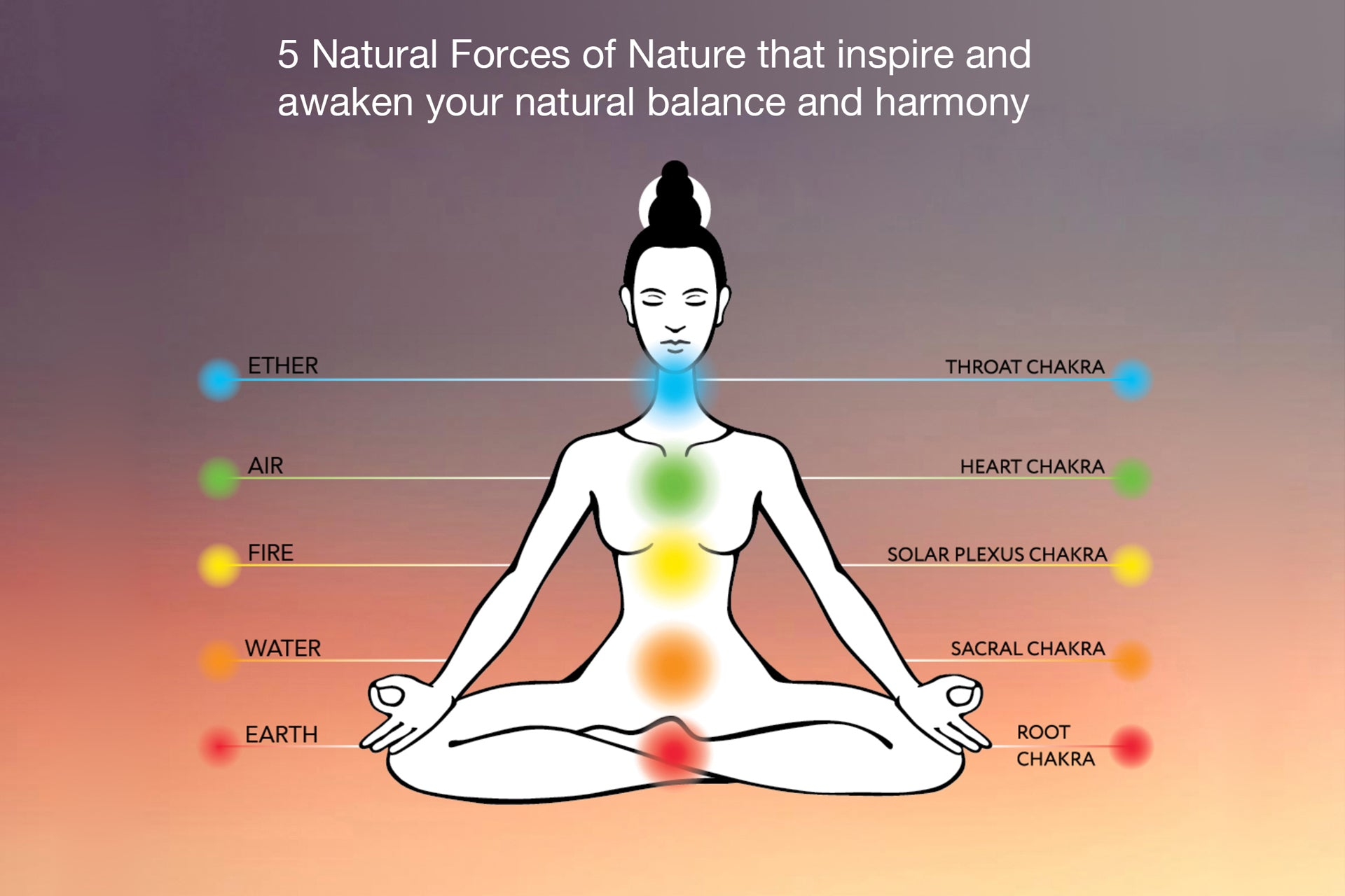 five elements of nature sivalya