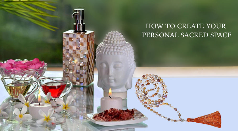 Create Your Own Sacred Space at Home Sivalya