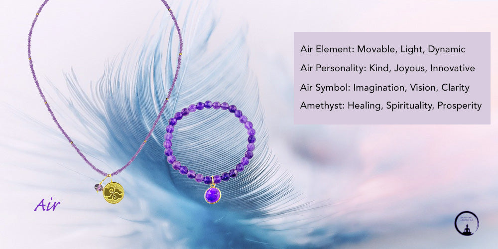 air element - 5 elements of nature sivalya