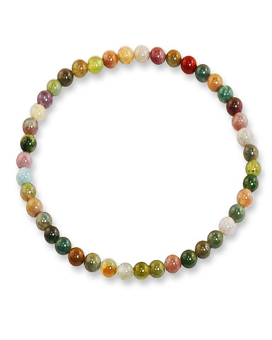 Jasper Mini Gemstone Energy Bracelet