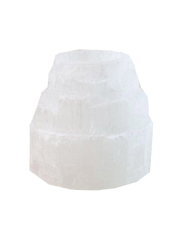 Selenite Crystal Tower for Purification