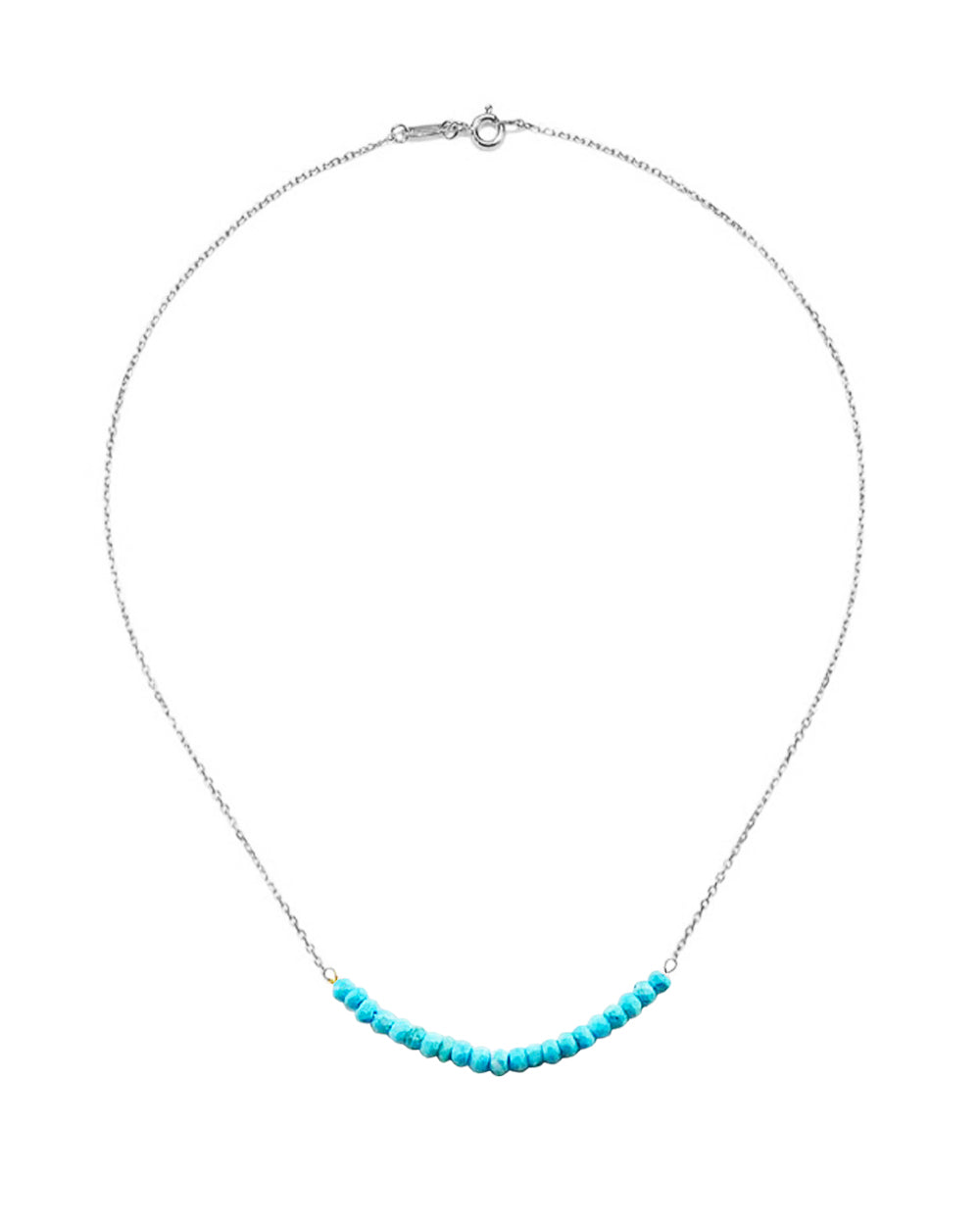 Arise Turquoise Bar Necklace