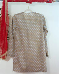 Desert Rose Organic Cotton Tunic
