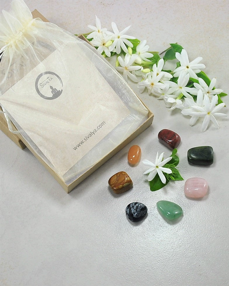 Pocket Healing Crystals Gift Bundle