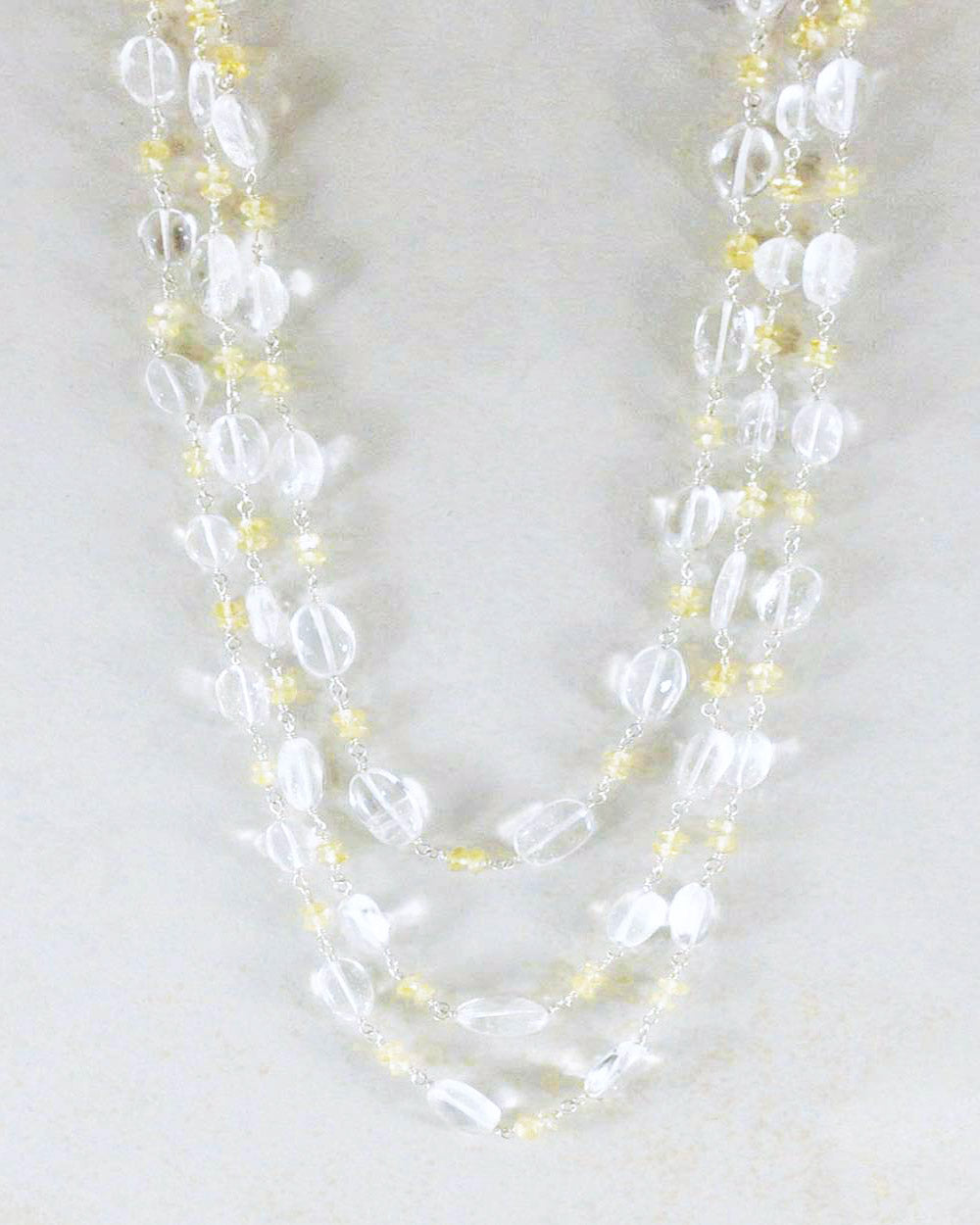 Vital Energy Crystal Necklace