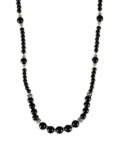 Strong Protection Black Onyx Necklace