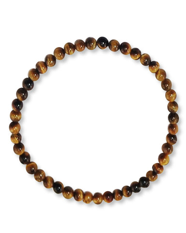 Tiger's Eye Mini Gemstone Energy Bracelet