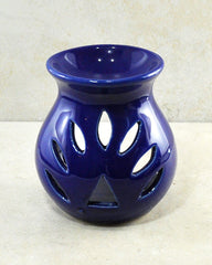 Blue Ceramic Decorative Essential Oil Diffuser