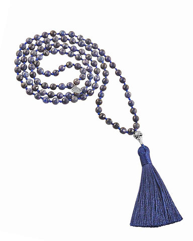 Dumortierite Mala New Inspirations