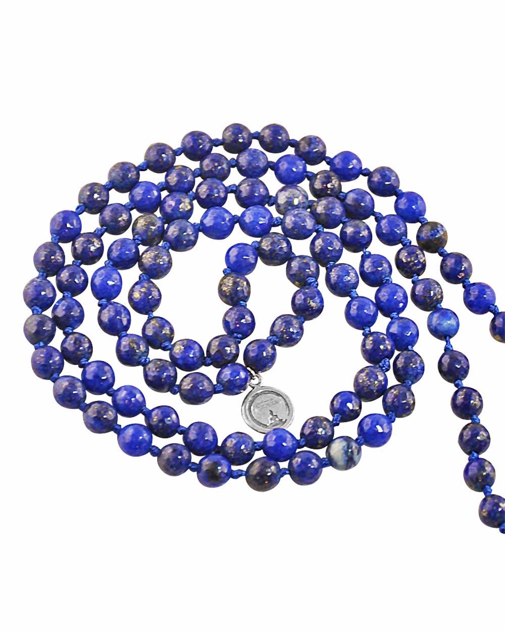 Peaceful Progression Mala Lapis Lazuli