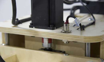 Adjusting a Hall Effect Home Switch on a KL Series CNC Router