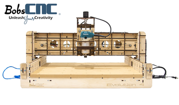 Introducing The Evolution Series CNC Router