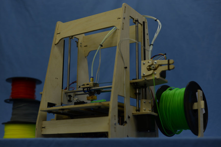 RP9v3 3D Printer Deluxe Assembled