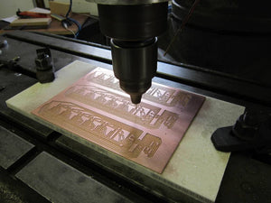 CNC PCB board to make DRO