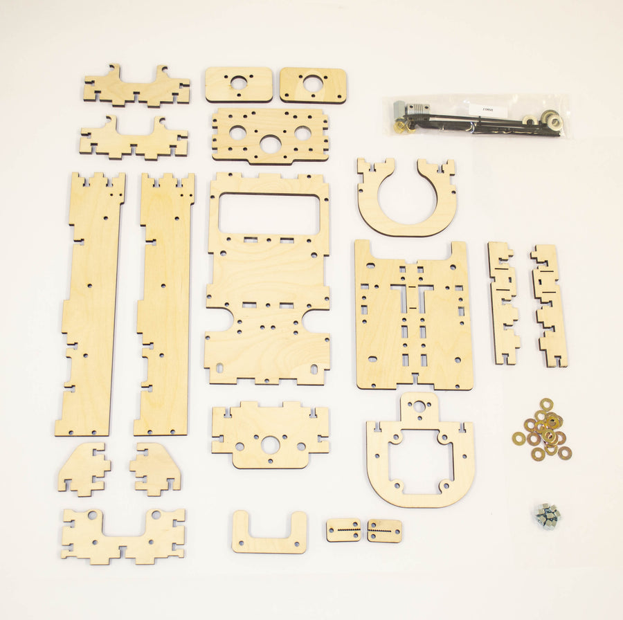 Upgraded Y Assembly & Z Spindle Kit