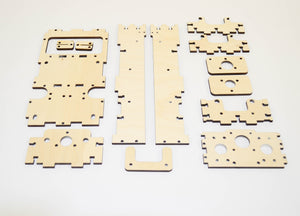 Y Carriage Wood Kit