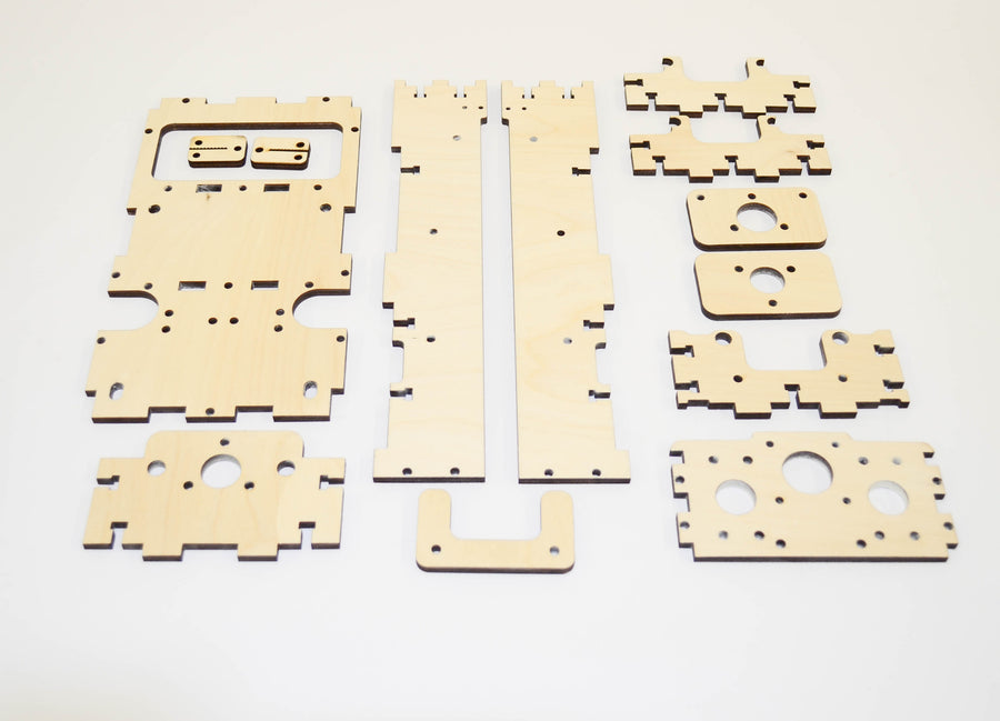 E Series Y Carriage Wood Kit